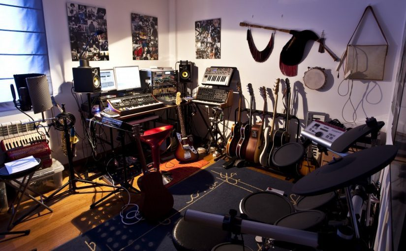 The Basics of a Home Studio